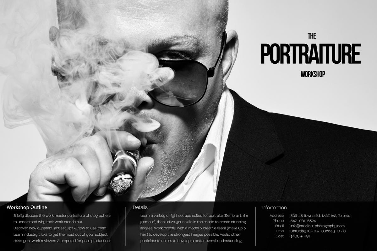 BE_The PORTRAITURE Workshop